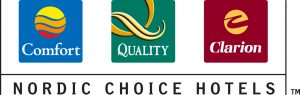 Officiell partner Nordic Choice Hotel