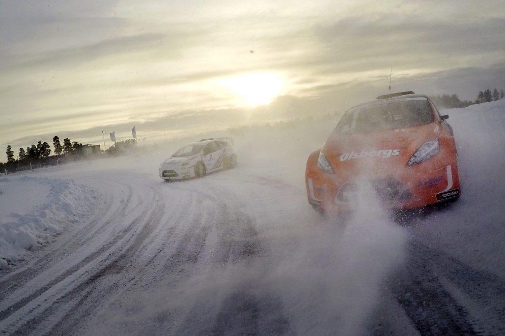 Rallycross i Piteå 2016