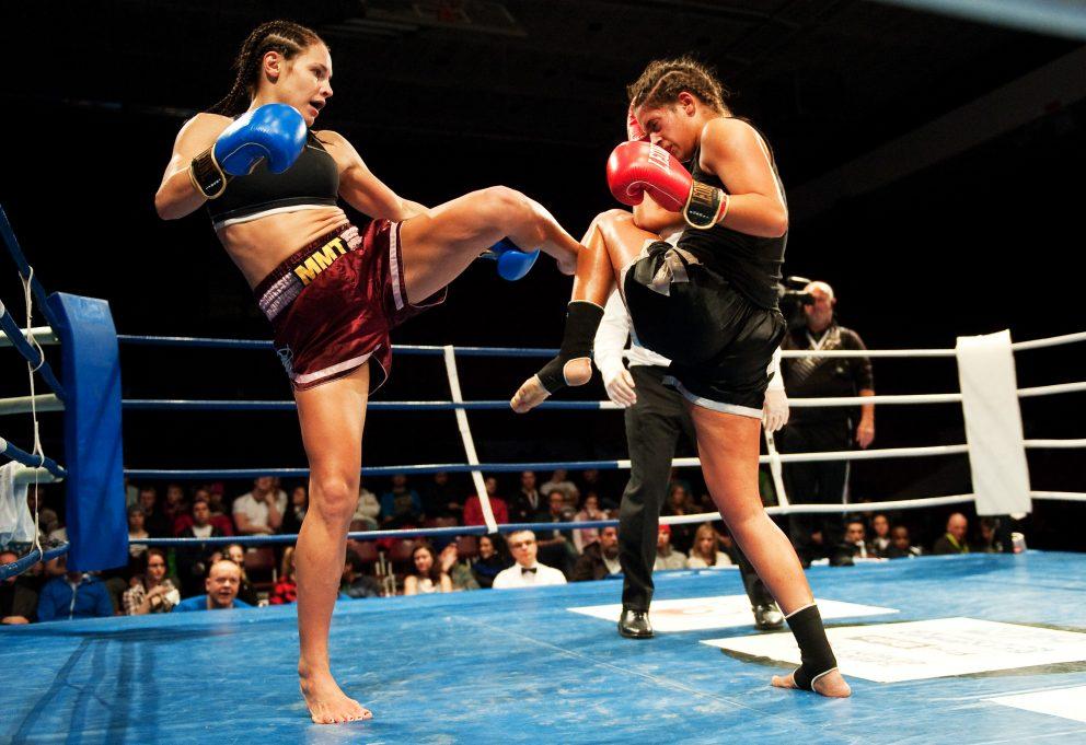 Muaythai (thaiboxning)