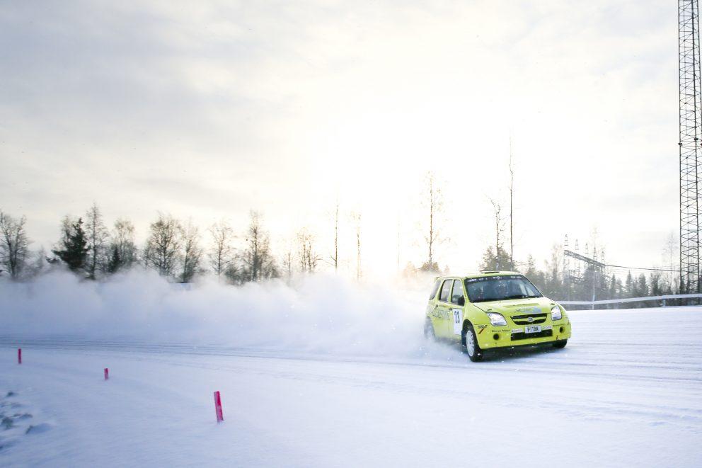 Rally (sprint)