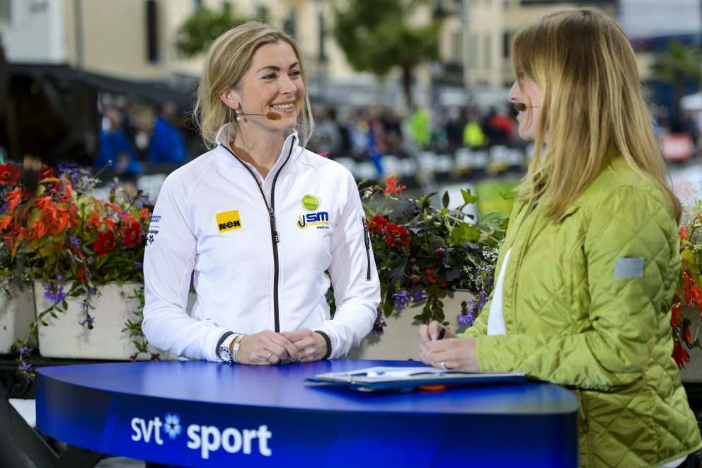 RF:s dåvarande ordförande Karin Mattsson