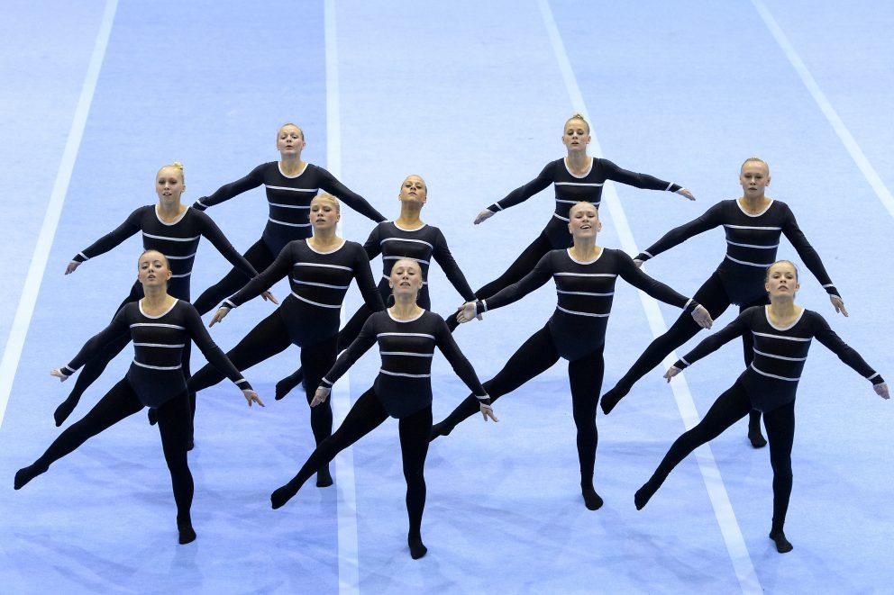Truppgymnastik