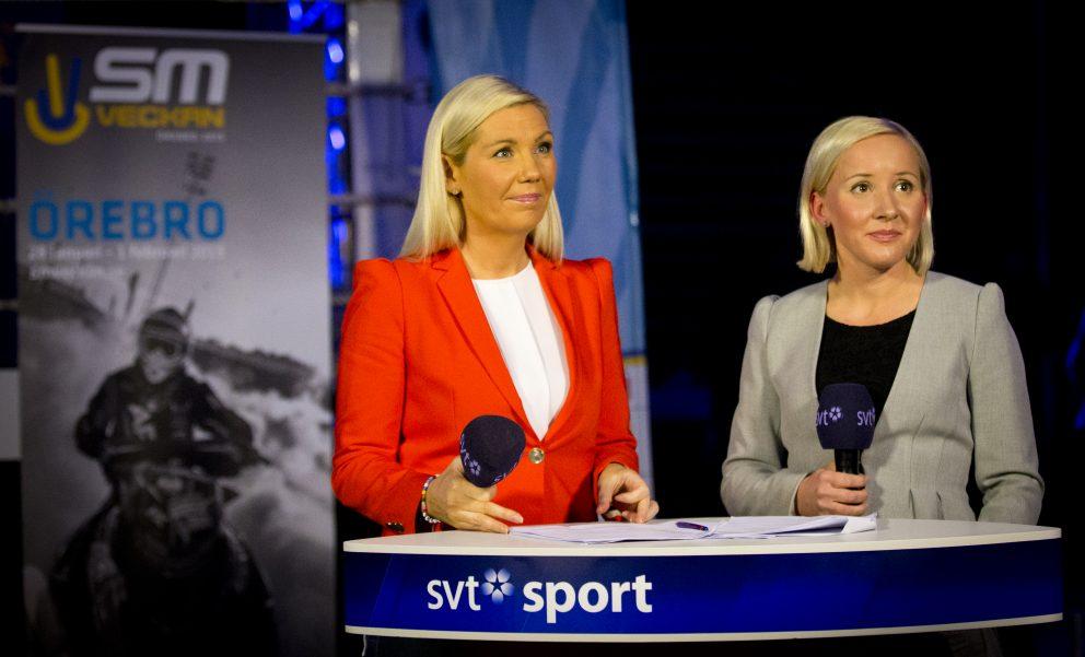 SVT sänder från SM-veckan